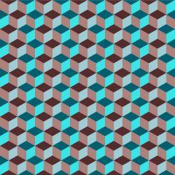 Papel de Parede Mudança Geometrica