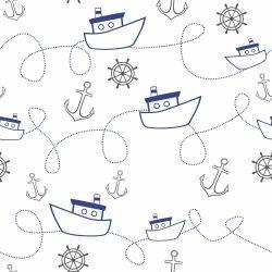 Papel de Parede Navio Basic