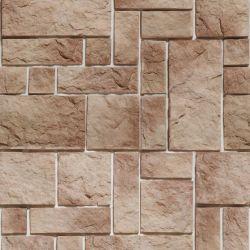Papel de Parede Pedras fundo branco 8