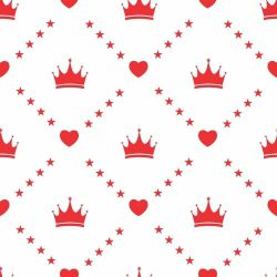 Papel de Parede Tiara da Princesa Red