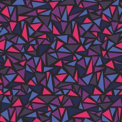 Papel de Parede Triangles Galaxy