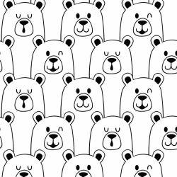 Papel de Parede Urso Polar