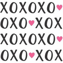 Papel de Parede Xoxo Heart