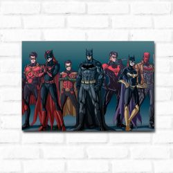 Placa Decorativa Batman