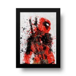 Placa Decorativa Deadpool 2