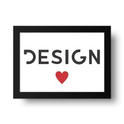 Placa Decorativa Design 2