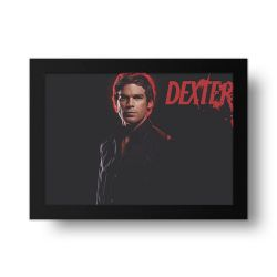 Placa Decorativa Dexter 2
