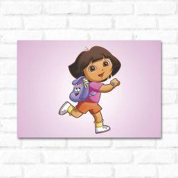 Placa Decorativa Dora 2