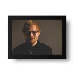 Placa Decorativa Ed Sheeran 3