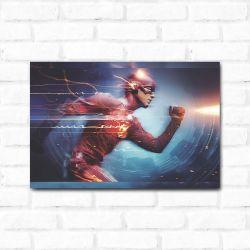 Placa Decorativa Flash