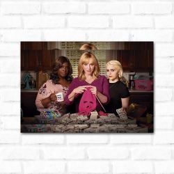 Placa Decorativa Good Girls 1