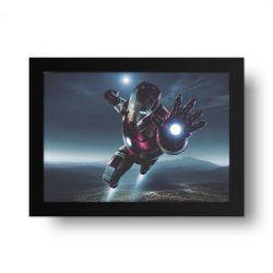 Placa Decorativa Homem de Ferro 2