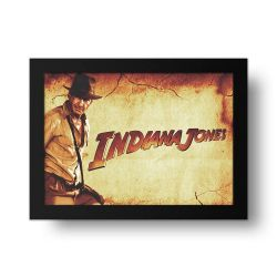 Placa Decorativa Indiana Jones 1