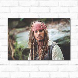 Placa Decorativa Jack Sparrow 1