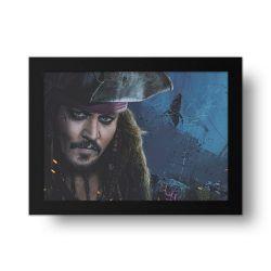 Placa Decorativa Jack Sparrow 2