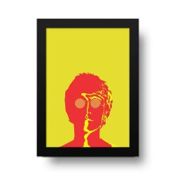 Placa Decorativa John Lennon Pop Art
