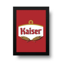 Placa Decorativa Kaiser