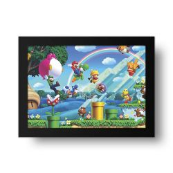 Placa Decorativa Mario 2