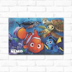 Placa Decorativa  Nemo