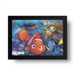 Placa Decorativa  Nemo