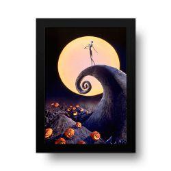 Placa Decorativa O Estranho Mundo de Jack