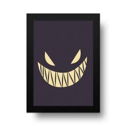 Placa Decorativa Sorriso