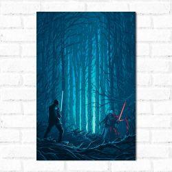 Placa Decorativa Star Wars 3
