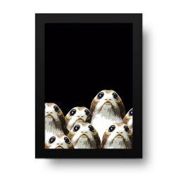 Placa Decorativa Star Wars o Último Jedi 2