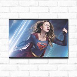 Placa Decorativa Supergirl 1