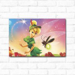 Placa Decorativa Tinker Bell