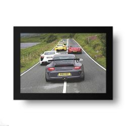 Placa Decorativa Top Gear 1