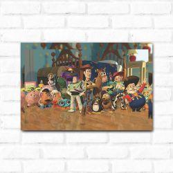 Placa Decorativa Toy Story 1