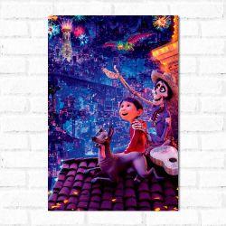 Placa Decorativa Viva a Vida é uma Festa 3