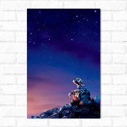 Placa Decorativa WALL·E
