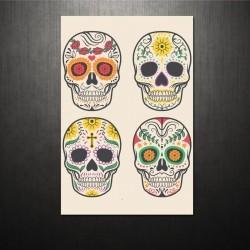 Poster Caveiras Mexicanas