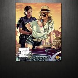 Poster Grand Theft Auto V