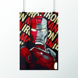 Poster Iron Man HQ