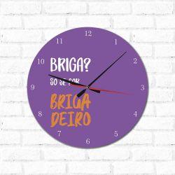 Relógio Decorativo Brigadeiro