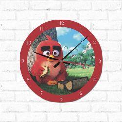 Relógio Decorativo Angry Birds 1