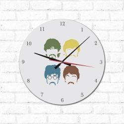 Relógio Decorativo Beatles 2