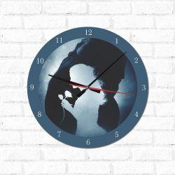 Relógio Decorativo Bela e a Fera 2