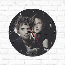 Relógio Decorativo Crepusculo
