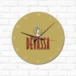 Relógio Decorativo Devassa