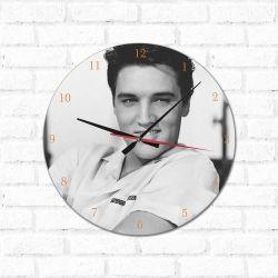 Relógio Decorativo Elvis Presley