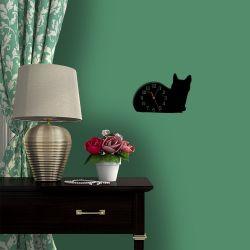 Relógio Decorativo Gato