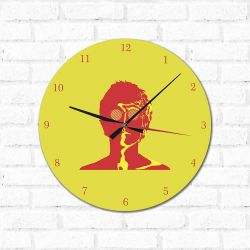 Relógio Decorativo John Lennon Pop Art