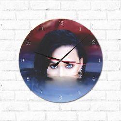 Relógio Decorativo Kate Perry