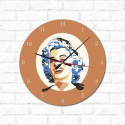 Relógio Decorativo Marilyn Monroe Pop Art