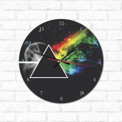 Relógio Decorativo Pink Floyd