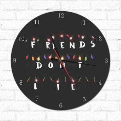 Relógio Decorativo Stranger Things 1